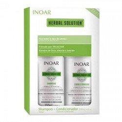 Inoar Herbal Solution Duo Pack