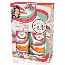 INOAR Divine Curls szampon...
