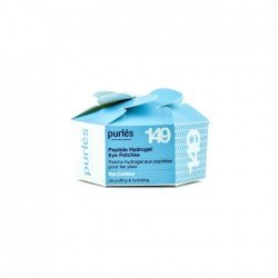 Peptide Hydrogel Eye Patches