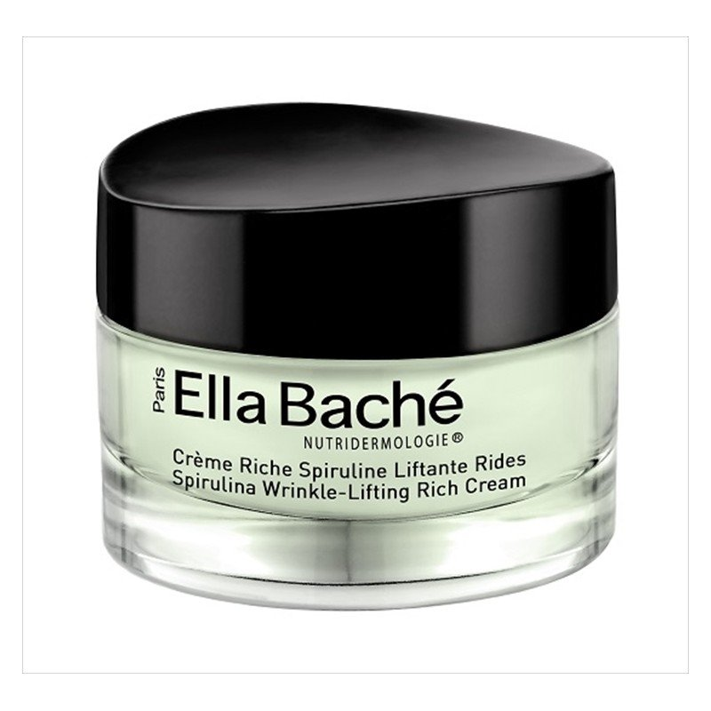 Spirulina Wrinkle-Lifting Rich Cream
